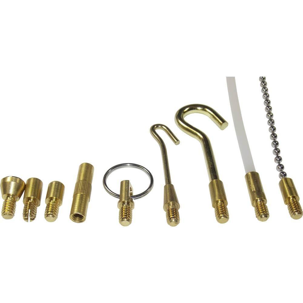 Komplet opreme HellermannTyton Cable Scout+, 897-90004, pripomoček za vlečenje kablov