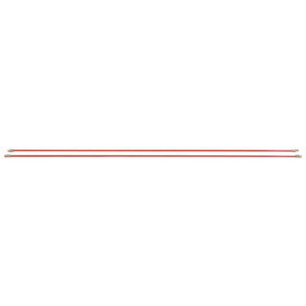 Palice HellermannTyton Cable Scout+, 897-90006, pripomoček za vlečenje kablov, 2 kosa