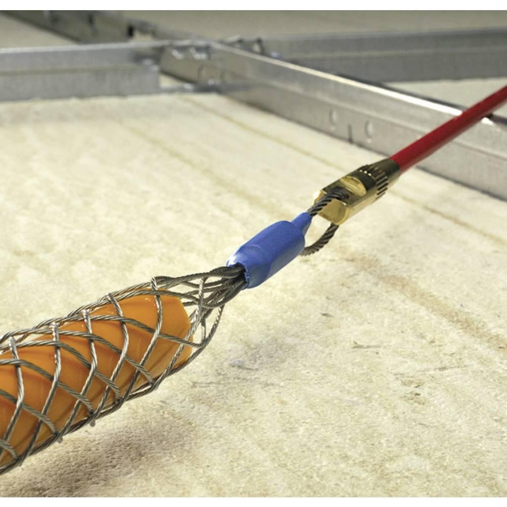 Mrežica za vlečenje kablov HellermannTyton Cable Scout+, 897-90026, 3 kosi