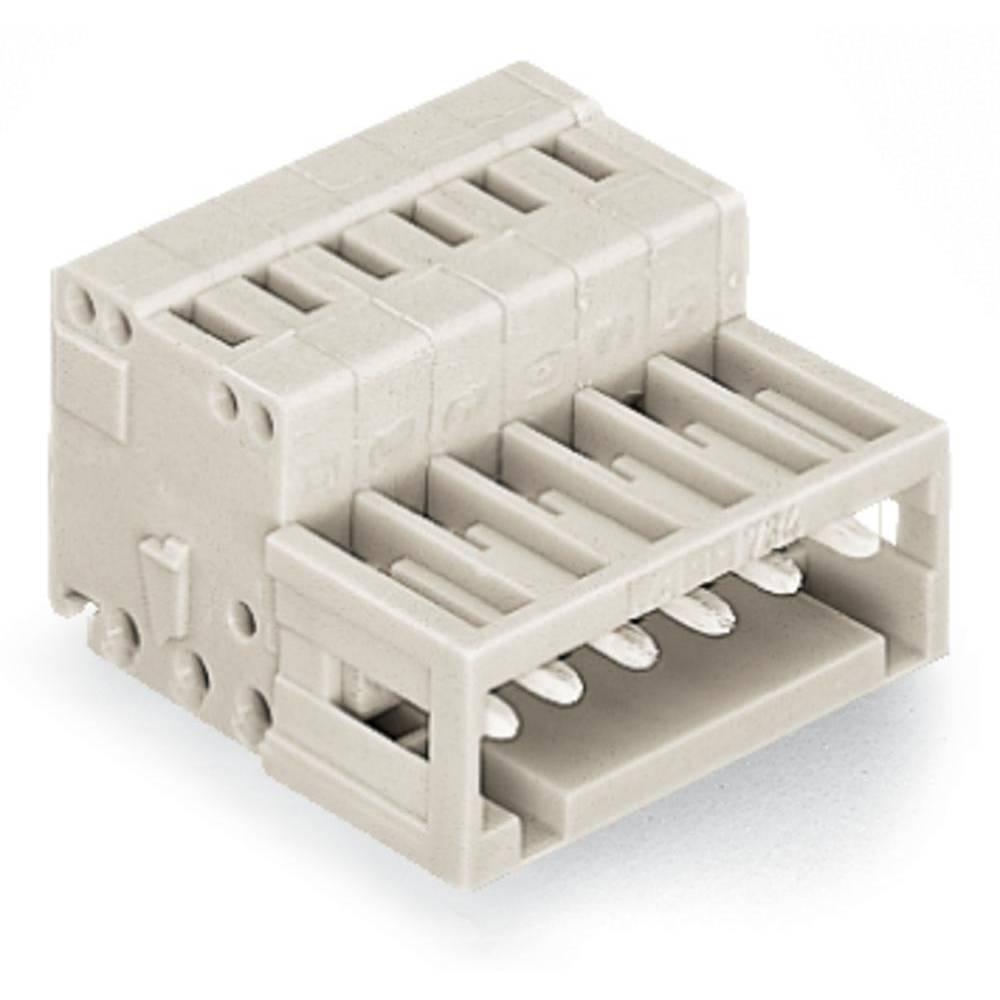 Pinski konektor (standarden) WAGO 734-318, mere: 3.50 mm 25 kosov