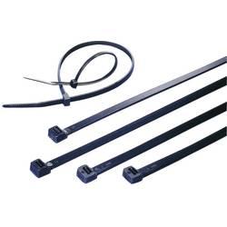 Kabelbindersortiment KSS CVR300SW Sort 100 stk