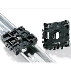 HellermannTyton element za pritvrđivanje nosilne vodilice DINBLOK3 DINBLOK3. crni 181-45130