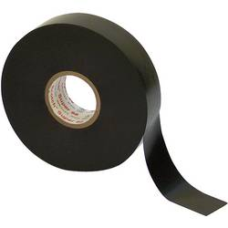 Isoleringsbånd Scotch® Super 88 Sort (L x B) 6 m x 19 mm 3M 80610139521 1 Rolls