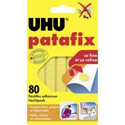 Lepilne blazinice Uhu patafix50140, rumene
