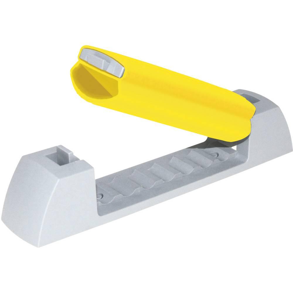 Serpa-5.07164.1003-Kabelska sponka, svijetlosiva, žuta, 1 komad