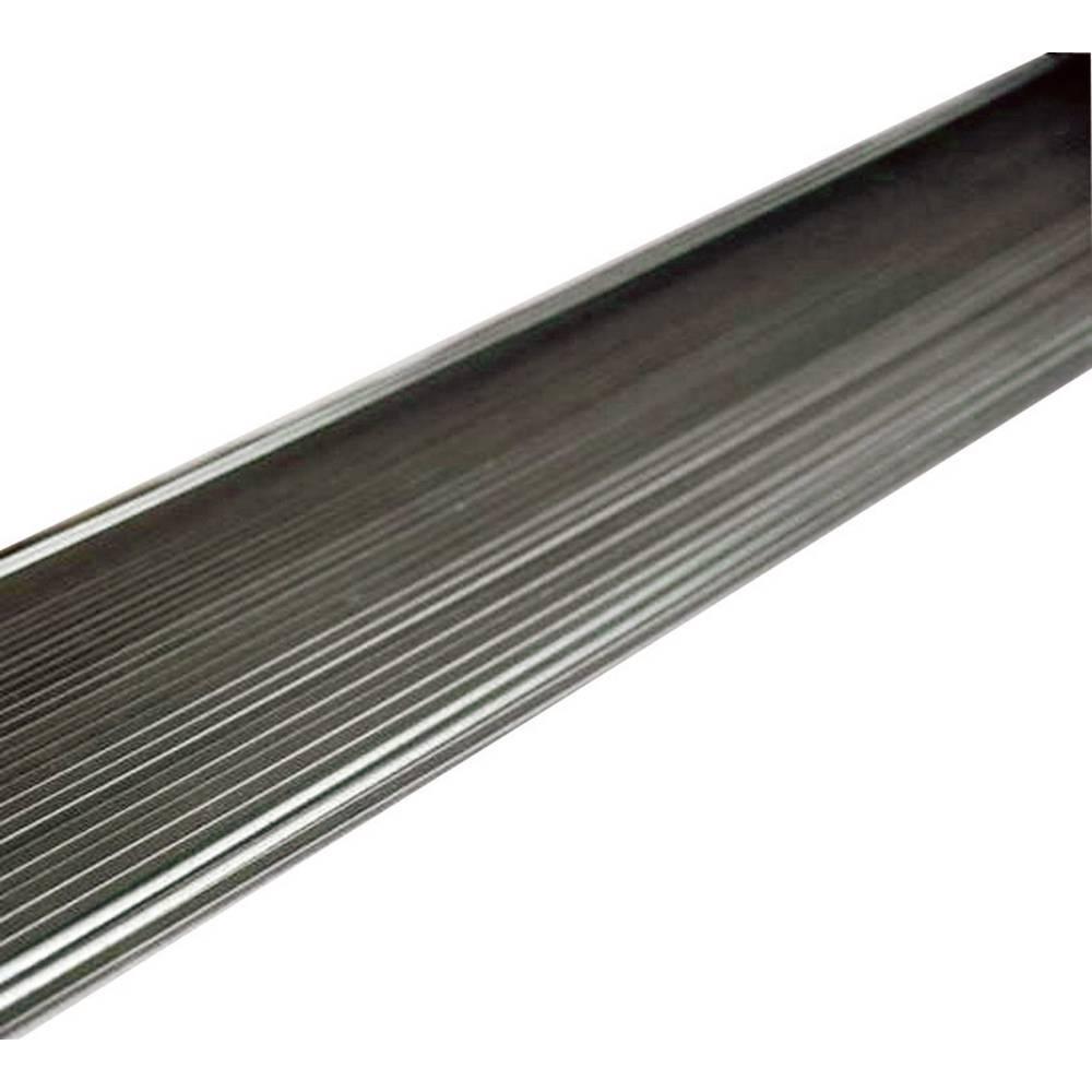 Talna zaščita za kable Signal Typ B16 (D x Š) 3000 mm x 150 mm temno-siva Serpa vsebina: 1 kos