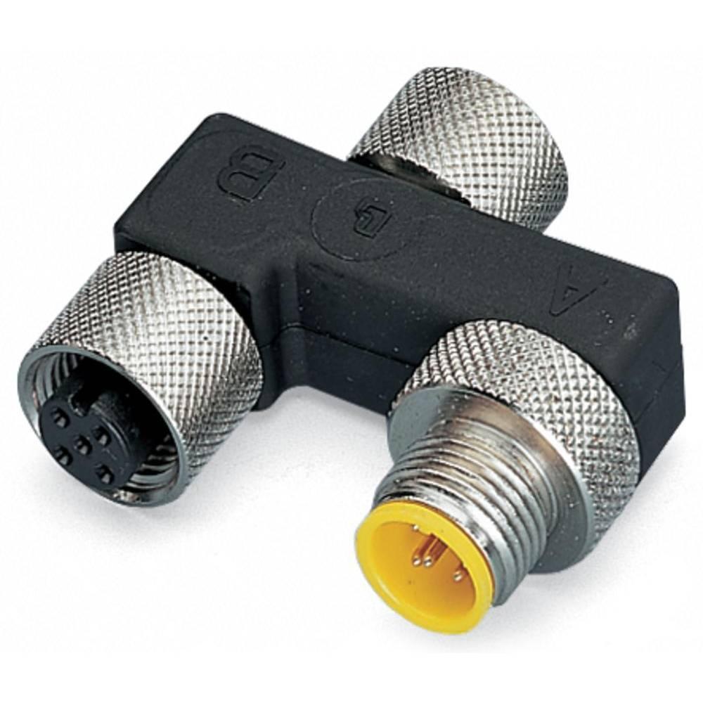DeviceNet-M12-Drop-T-kos 756-9303/050-000 WAGO vsebuje: 1 kos