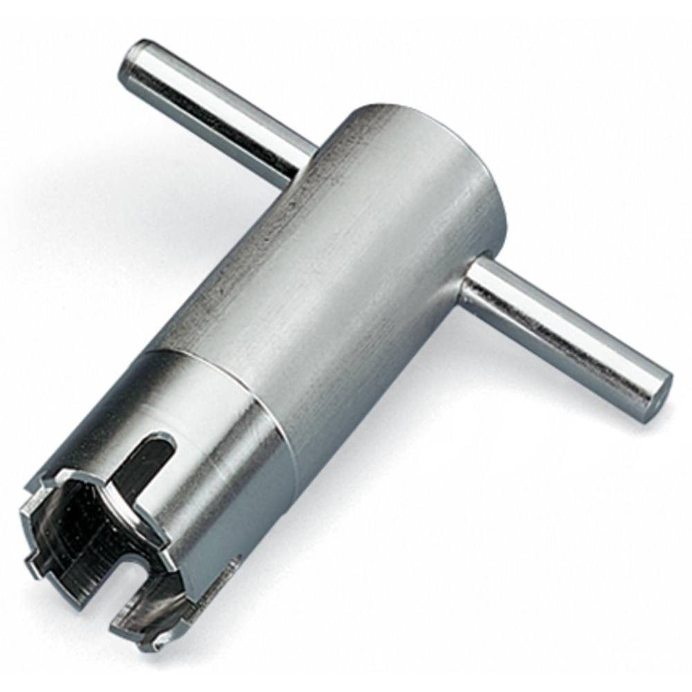 Montažni ključ za M23 756-8201 WAGO vsebuje: 1 kos