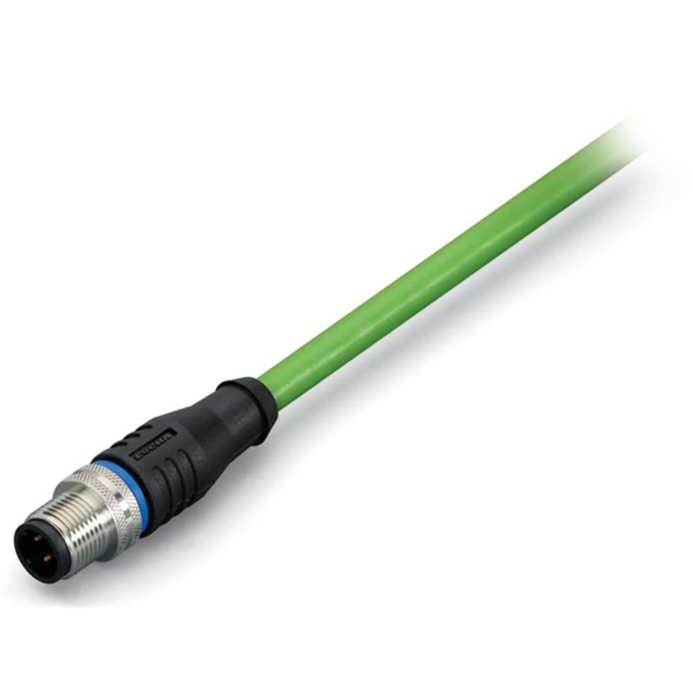 Sensor- /aktor- -datastikforbindelse, konfektioneret WAGO 1 stk