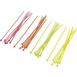 Komplet neonskih vezica za kabele ST150M 80 kom. Conrad Components