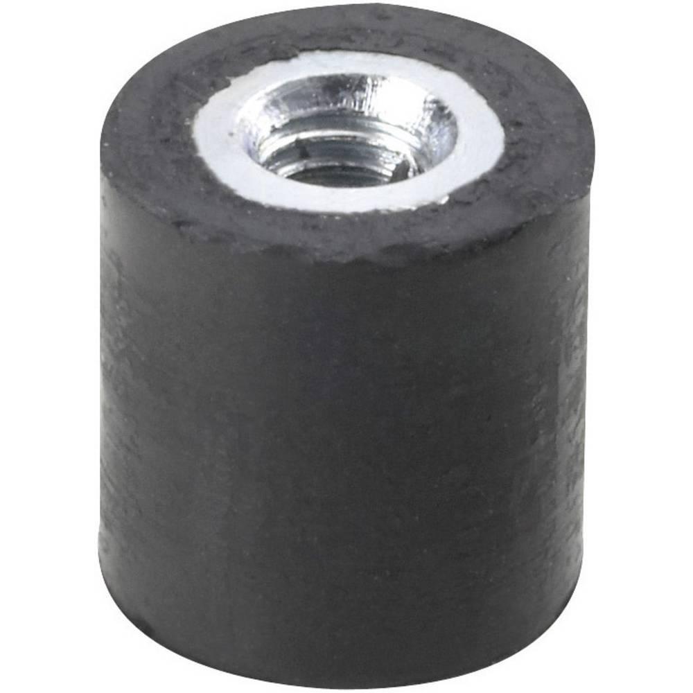 PB Fastener element za pričvršćivanje 100583 crni