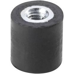 PB Fastener element za pričvršćivanje 122615 crni