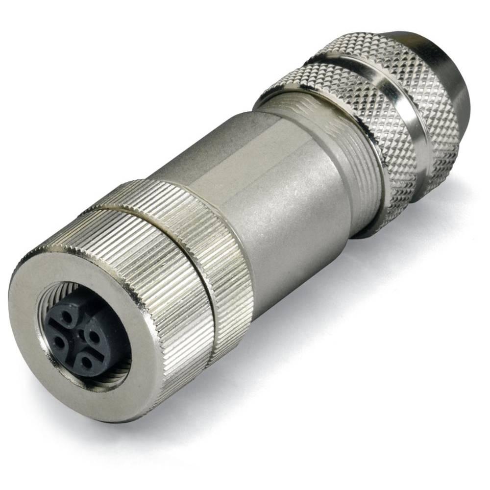 M12-vtičnica 756-9208/060-000 WAGO vsebuje: 1 kos