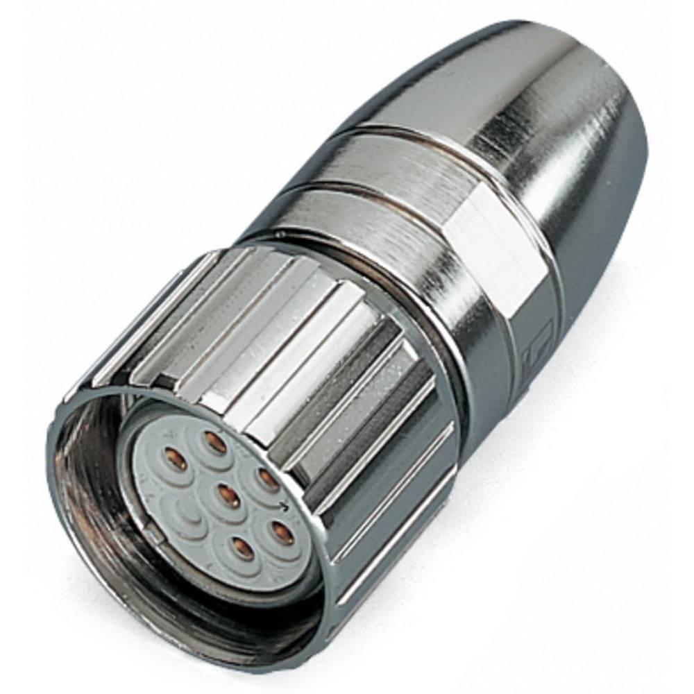 M23-vtičnica, aksialna 756-9603/060-000 WAGO vsebuje: 1 kos
