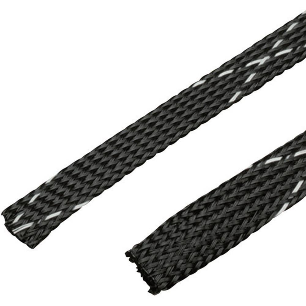 Prepletene cev SE-serije, črna, SE75PFR-CR0 Panduit