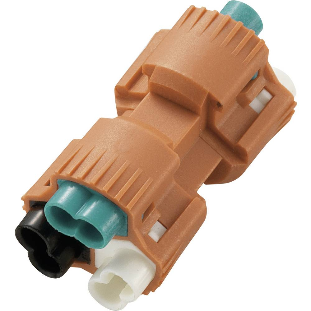 Spojnik in razvodnik, fleksibilen: - starr: 0.824-3.307 mm 1 kos oranžna