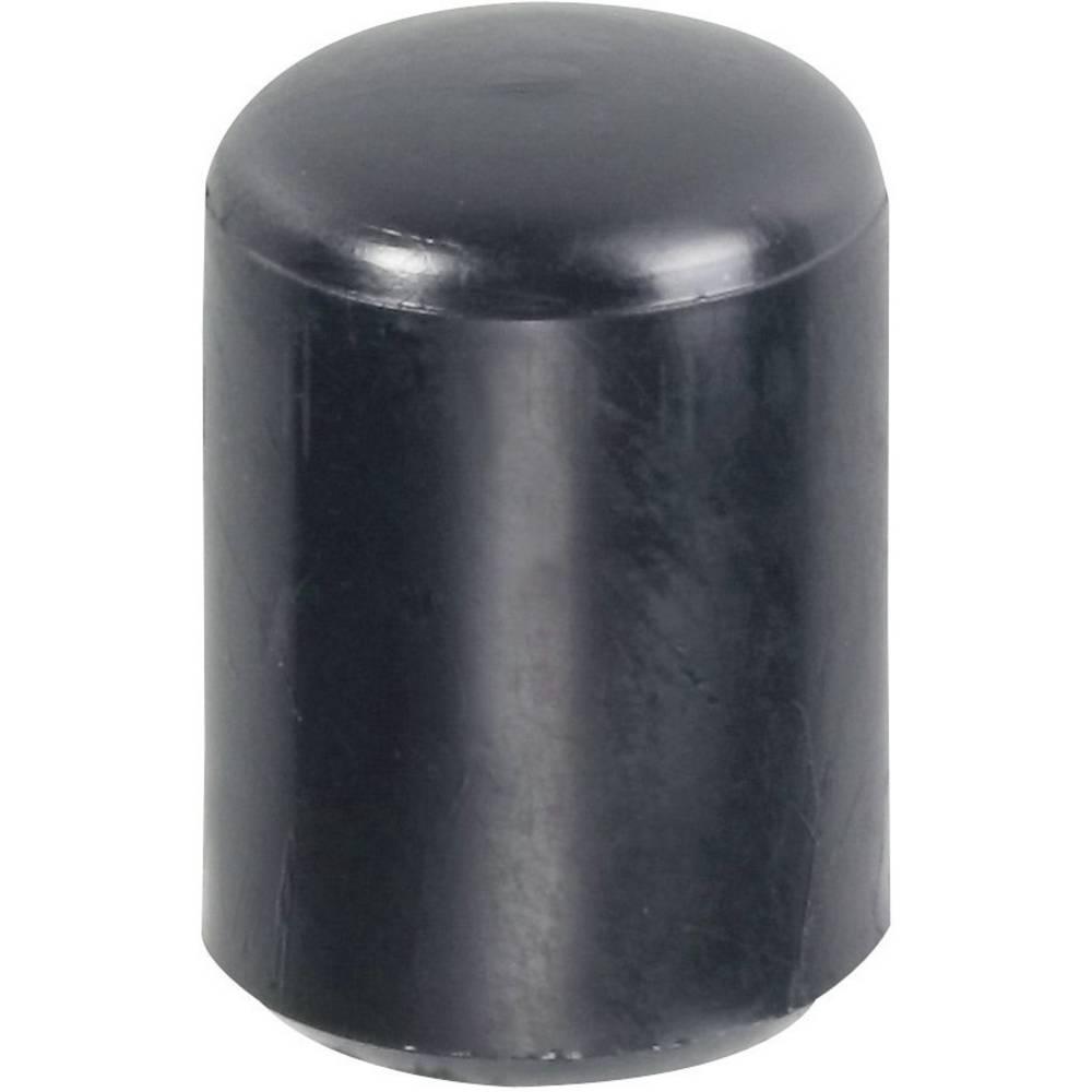 Zaštitni poklopac, promjer (maks.) 22 mm polietilen crne boje PB Fastener 009 0220 220 03 1 kom