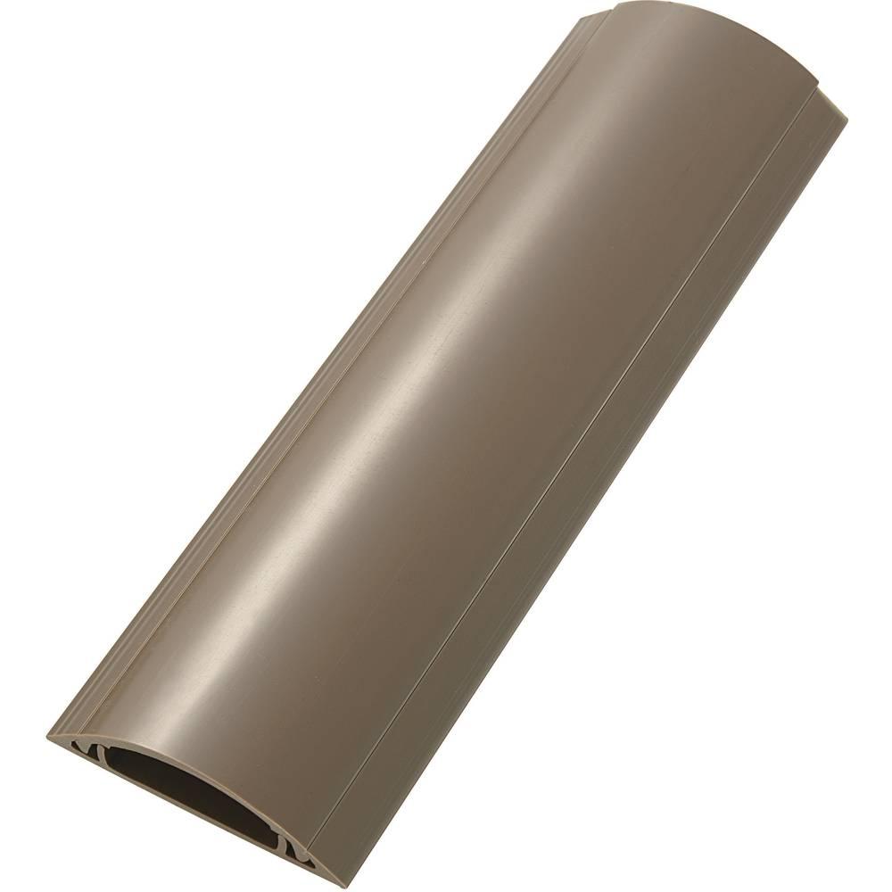 Toga samolepilna talna zaščita za kable (D x Š x V) 100 x 11.85 x 3.0 cm rjave barve KSS vsebuje: 1 kos