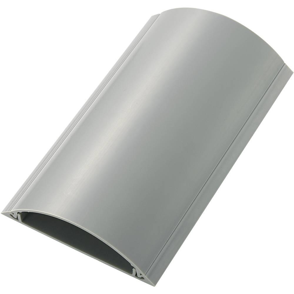Toga samolepilna talna zaščita za kable (D x Š x V) 100 x 8.75 x 2.1 cm sive barve KSS vsebuje: 1 kos