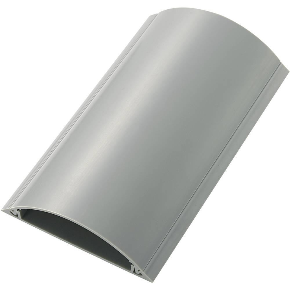 Toga samolepilna talna zaščita za kable (D x Š x V) 100 x 11.85 x 3.0 cm sive barve KSS vsebuje: 1 kos