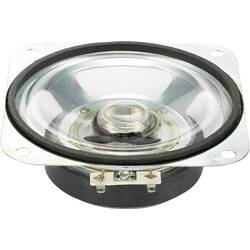 Miniaturni zvočnik, nazivna moč: 90 dB 10 W TRU COMPONENTS 548208 1 kos