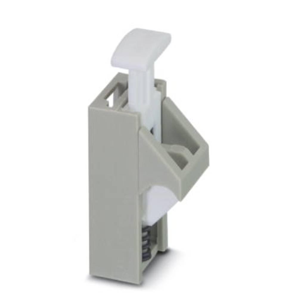 Nosilec oznak, montaža: pripenjanje, primeren za serijo posamezne žice, Phoenix Contact GKM 1 GY 1750498 100 kosov