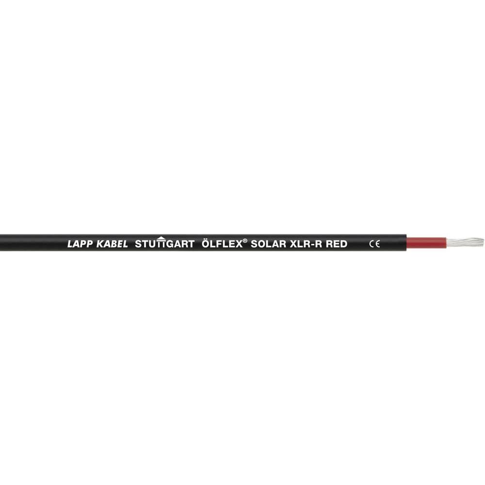 Fotonaponski kabel ÖLFLEX® SOLAR XLR-R 1 x 10 mm crne, crvene boje LappKabel 0023393 1000 m