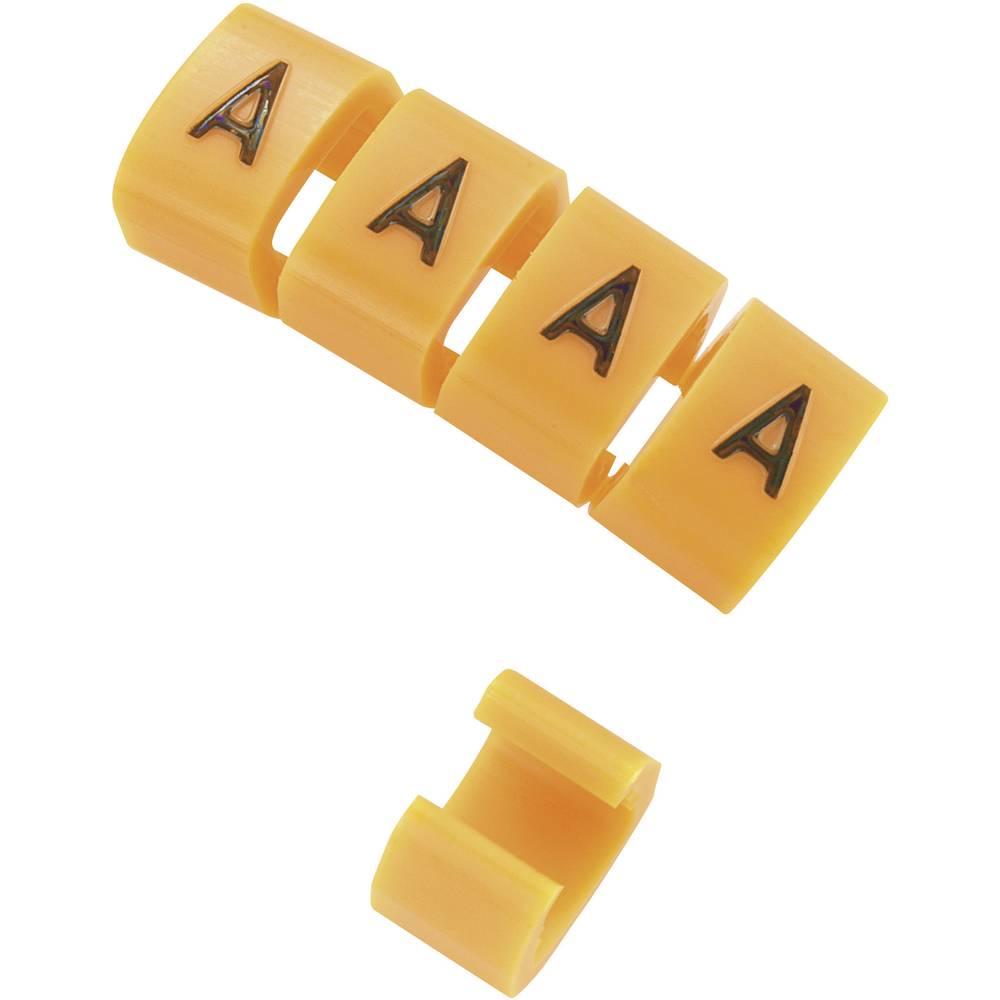Märkningsclip Tryck O Ytterdiameter-område 4 till 5.10 mm 28530c645 MB2/O KSS