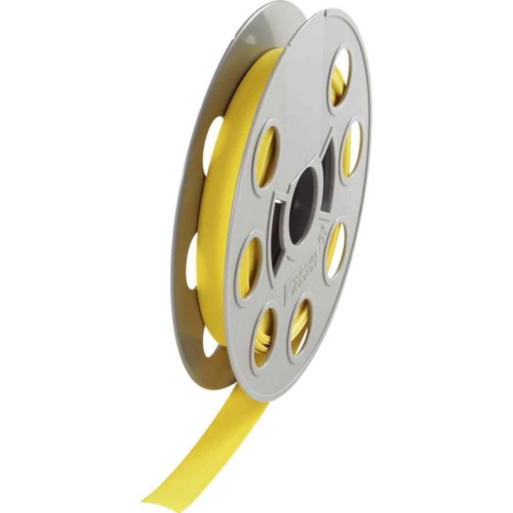 Etikete za skrčljive cevi, montaža: vstavljanje, površina: 1200000 x 9 mm rumene barve Phoenix Contact WMS 4,8 (EX9)RL YE 080033