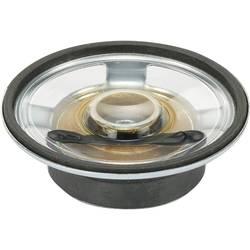 Miniaturni zvočnik, nazivna moč: 84 dB 0.25 W TRU COMPONENTS 549109 1 kos