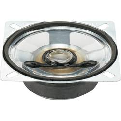 Miniaturni zvočnik, vodoodporen, glasnost: 95 dB 8 nazivna moč: 5 W 550 Hz vsebina: 1 kos