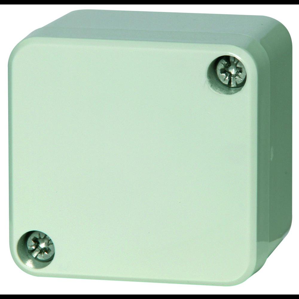 Universalkabinet 52 x 50 x 40 ABS Lysegrå (RAL 7035) Fibox AB 050504 1 stk
