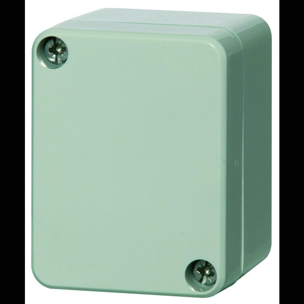 Universalkabinet 50 x 65 x 45 Polycarbonat Lysegrå (RAL 7035) Fibox PC 050705 1 stk