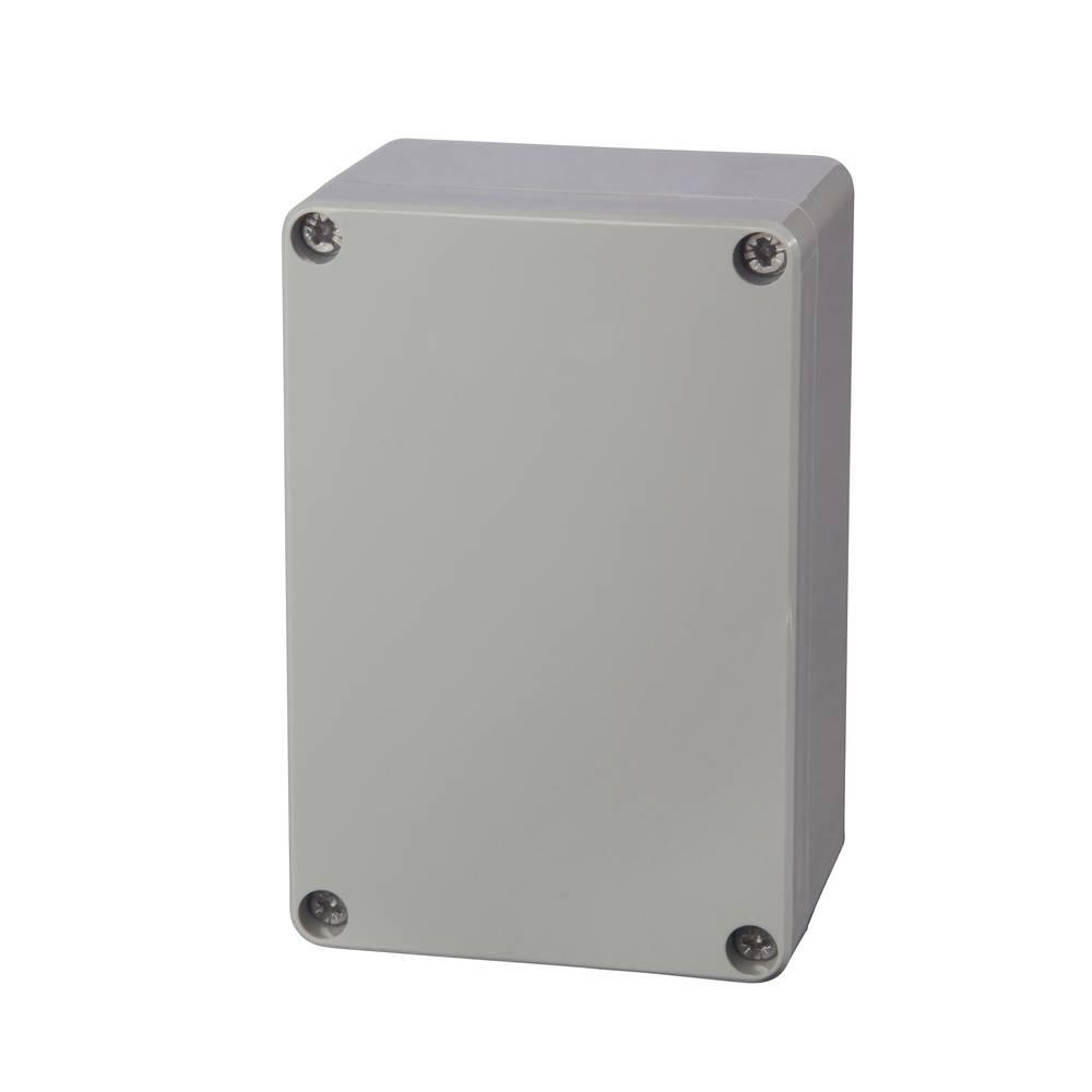 Universalkabinet 80 x 120 x 55 ABS Lysegrå (RAL 7035) Fibox AB 081206 1 stk