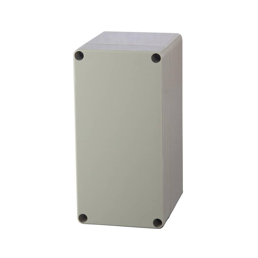 Universalkabinet 80 x 160 x 65 ABS Lysegrå (RAL 7035) Fibox AB 081607 1 stk