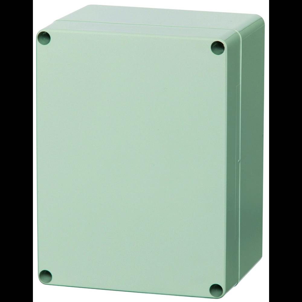 Universalkabinet 120 x 160 x 140 Polycarbonat Lysegrå (RAL 7035) Fibox PC 121614 1 stk