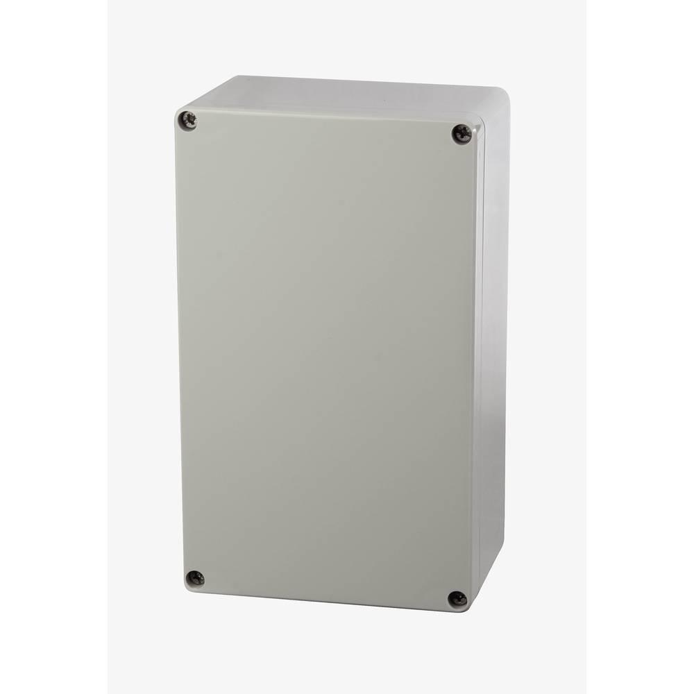 Universalkabinet 120 x 200 x 90 Polycarbonat Lysegrå (RAL 7035) Fibox PC 122009 1 stk