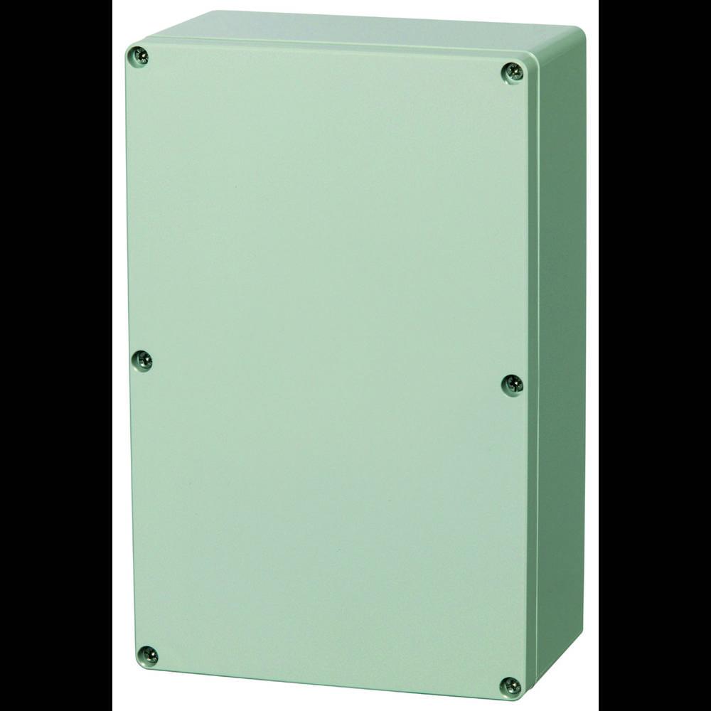 Universalkabinet 164 x 244 x 90 Polycarbonat Lysegrå (RAL 7035) Fibox PC 162409 1 stk
