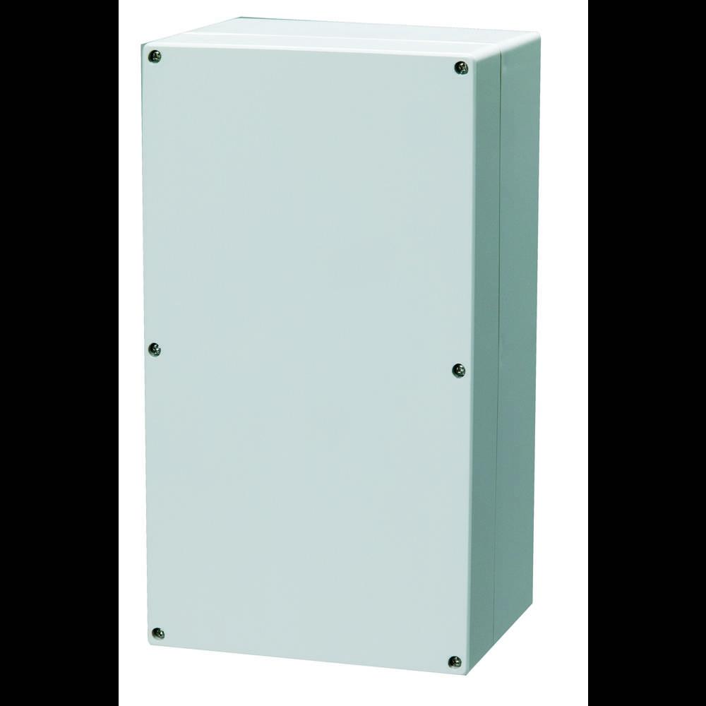 Universalkabinet 200 x 360 x 150 Polycarbonat Lysegrå (RAL 7035) Fibox PC 203615 1 stk