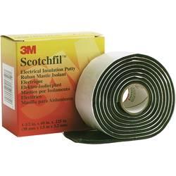 Ljepilna traka 3M Scotchfilt, (Dx Ĺ ) 1,5 m x 38 mm, crna, butilni kaučuk 80-6108-3372-7