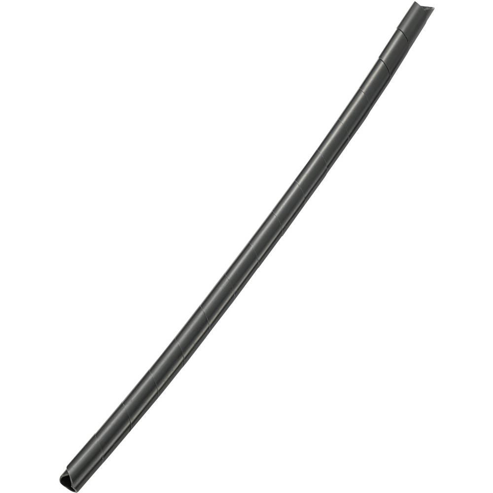 Spiralna cev, notranji premer: 6 mm 6 - 30 mm KSPR8BK KSS vsebuje: meterski snop