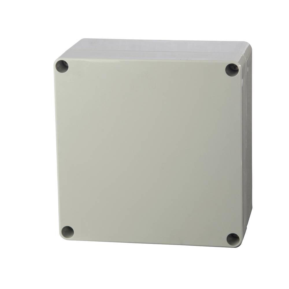 Universalkabinet 120 x 122 x 65 Polycarbonat Lysegrå (RAL 7035) Fibox PC 121207 1 stk