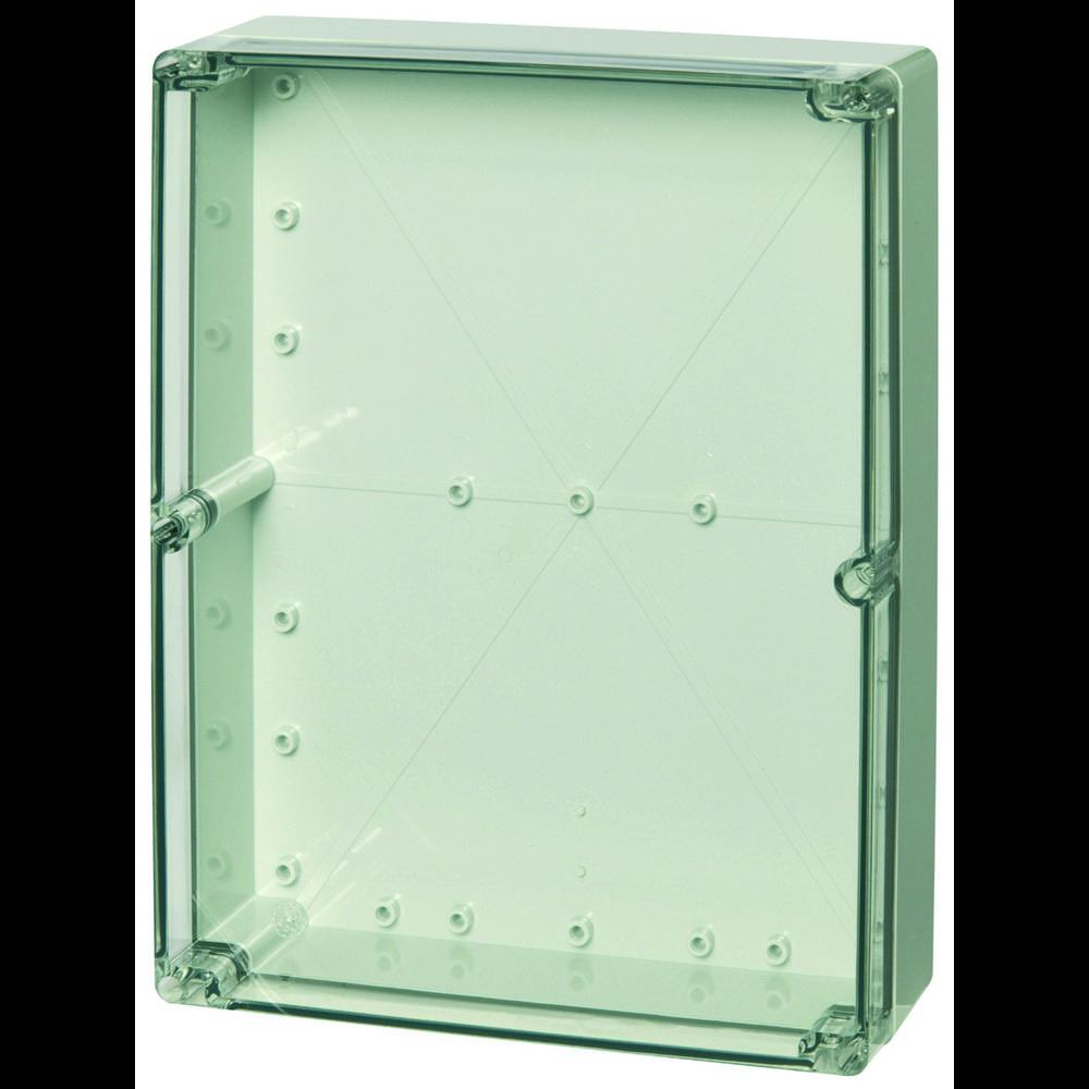Universalkabinet 230 x 300 x 110 Polycarbonat Lysegrå (RAL 7035) Fibox PCT 233011 1 stk