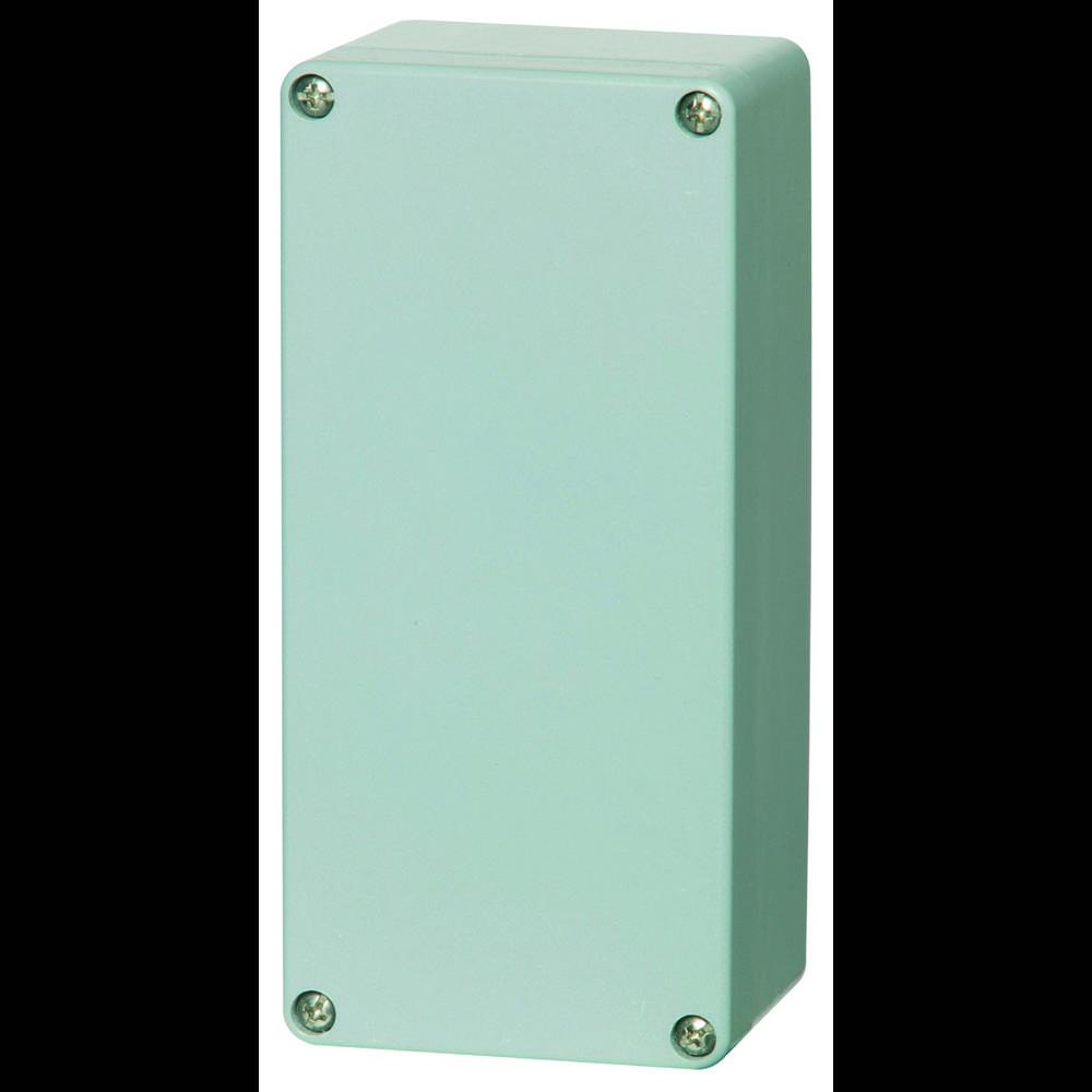 Universalkabinet 75 x 160 x 55 Polyester Sølvgrå (RAL 7001) Fibox P 081606 1 stk