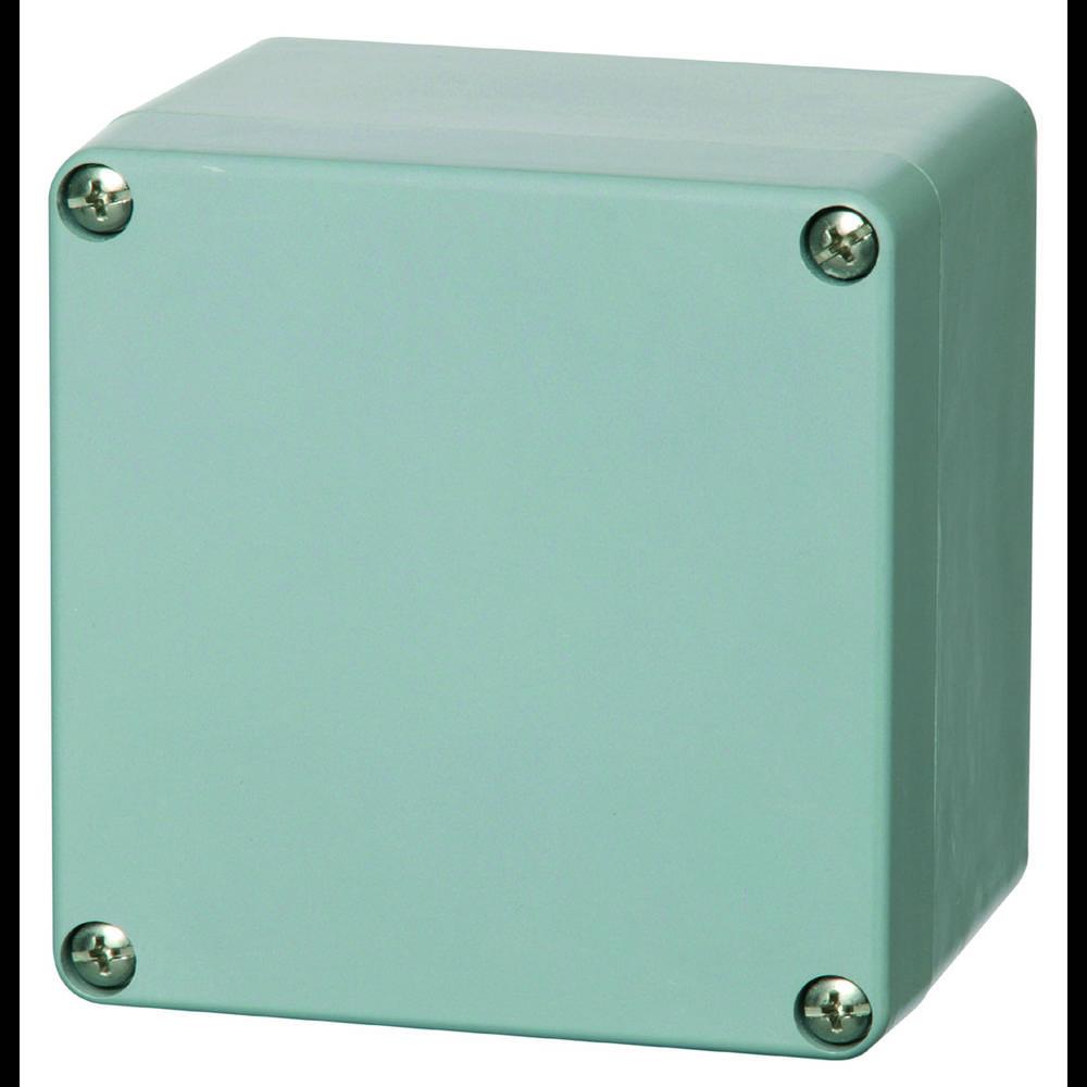 Universalkabinet 120 x 122 x 90 Polyester Sølvgrå (RAL 7001) Fibox P 121209 1 stk