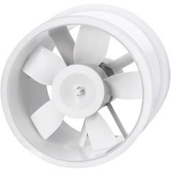 Indstiksventilator til rør Sygonix 33925Y 230 V 256 m³/h 15 cm Hvid