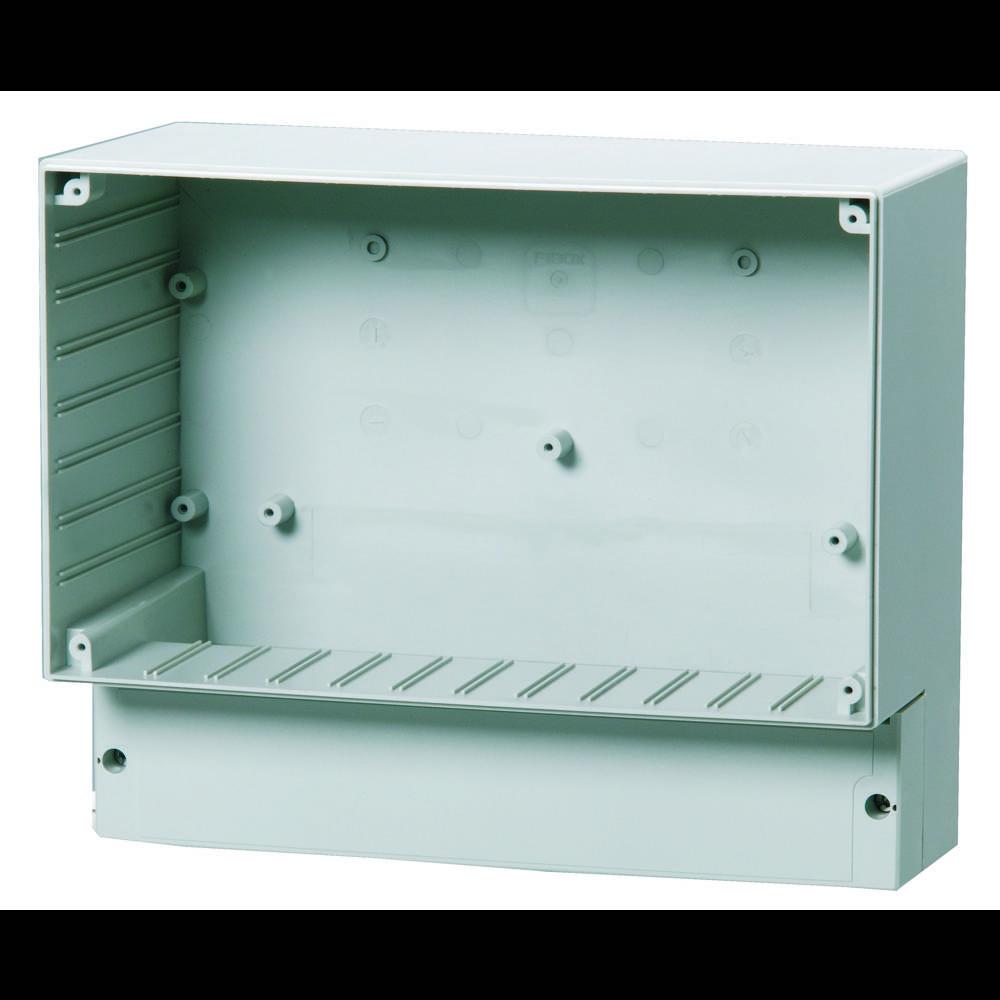 Kabinet til montering på væggen Fibox PC 25/22-C3 257 x 219 x 122 Polycarbonat 1 stk