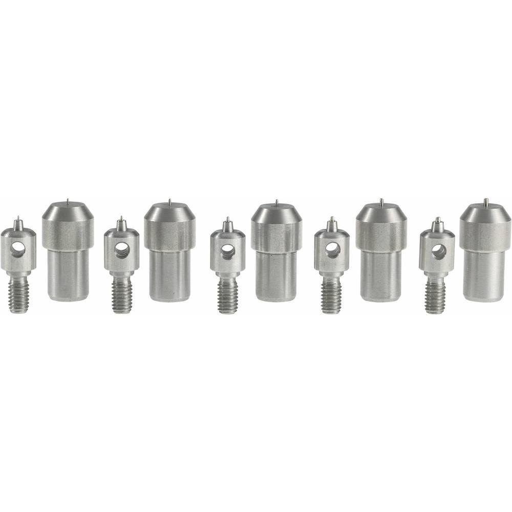 Bungard Komplet alata za sklapljanje 30208, unutarnji O zakovice: 0, 8 mm