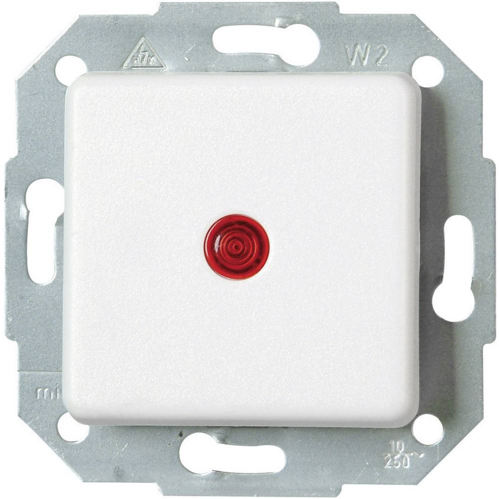 Kopp kontrolno stikalo EUROPA bele barve 614613083