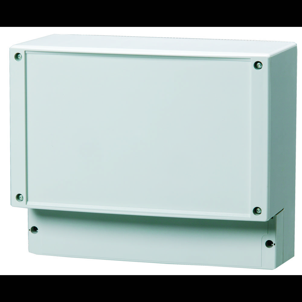 Kabinet til montering på væggen Fibox PC 25/22-FC3 257 x 219 x 135 Polycarbonat 1 stk